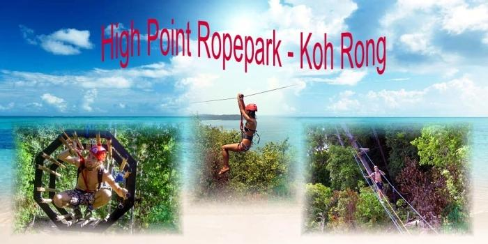 high point-rope park-koh rong